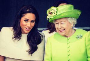 エリザベス女王、メーガン