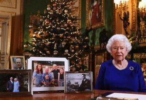 エリザベス女王クリスマス2019
